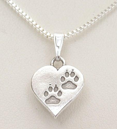 Dog Pawprint Jewelry Rings